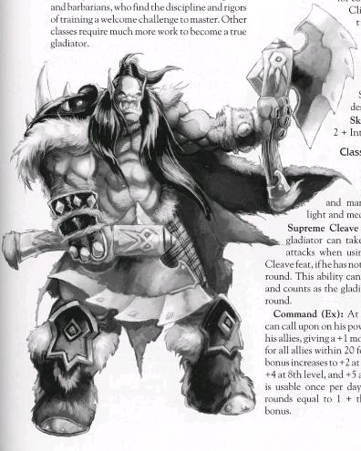 Barbarian prestige class  rDnD  reddit